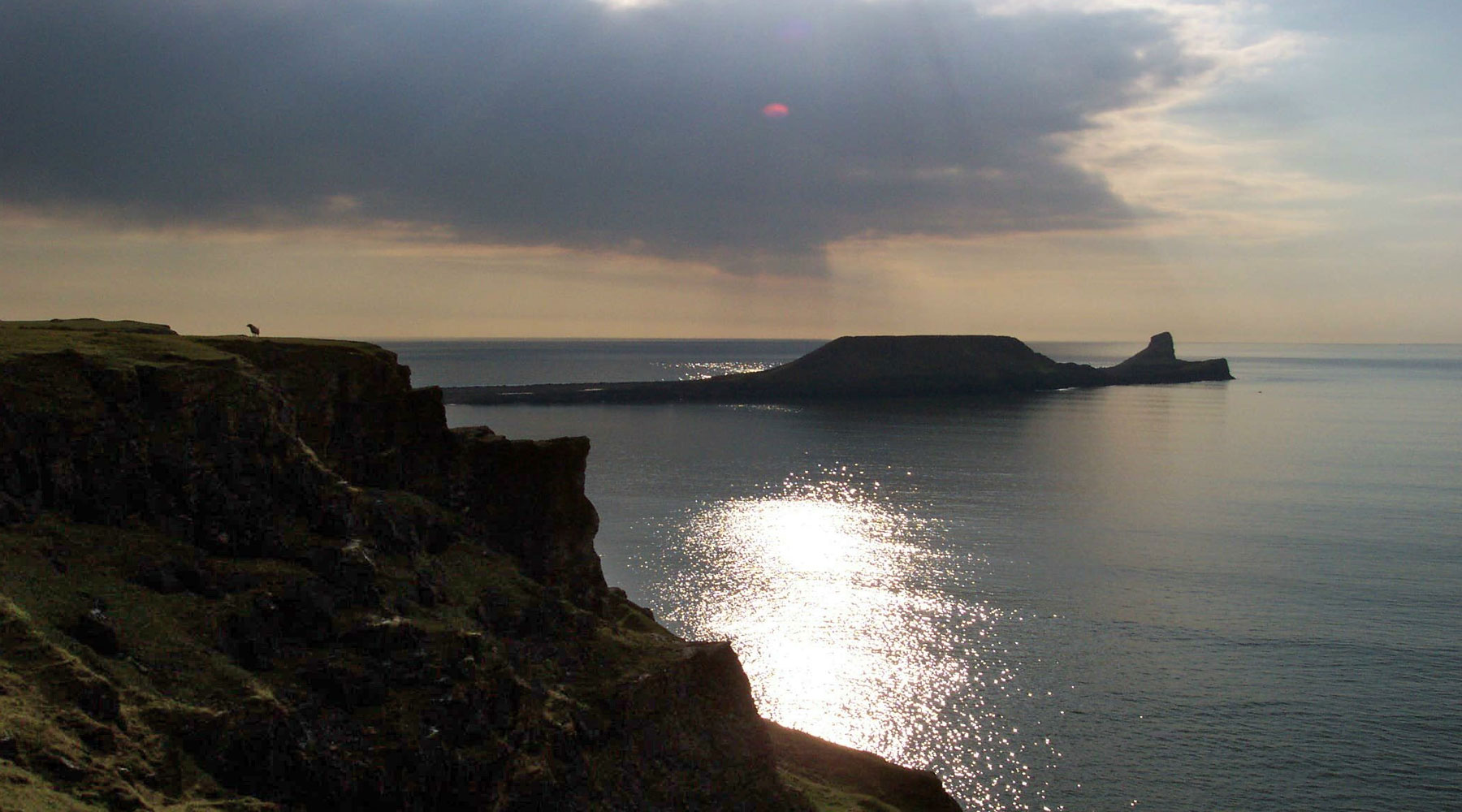 National Trust Gower | Worms Head